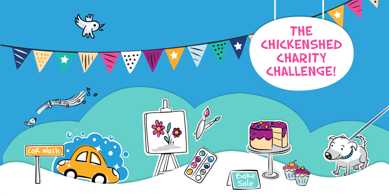 Join the Chickenshed Charity Challenge!