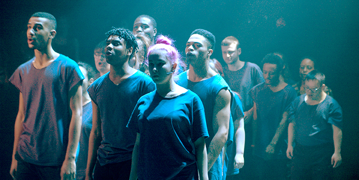 Level 3 Students in Performance