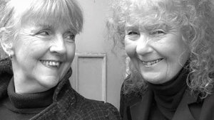 Mary Ward and Jo Collins