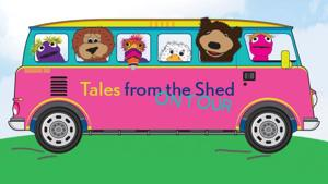 Tales from the Shed on tour