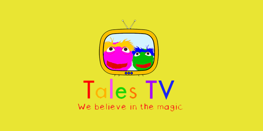 Tales TV - On a screen near you now!