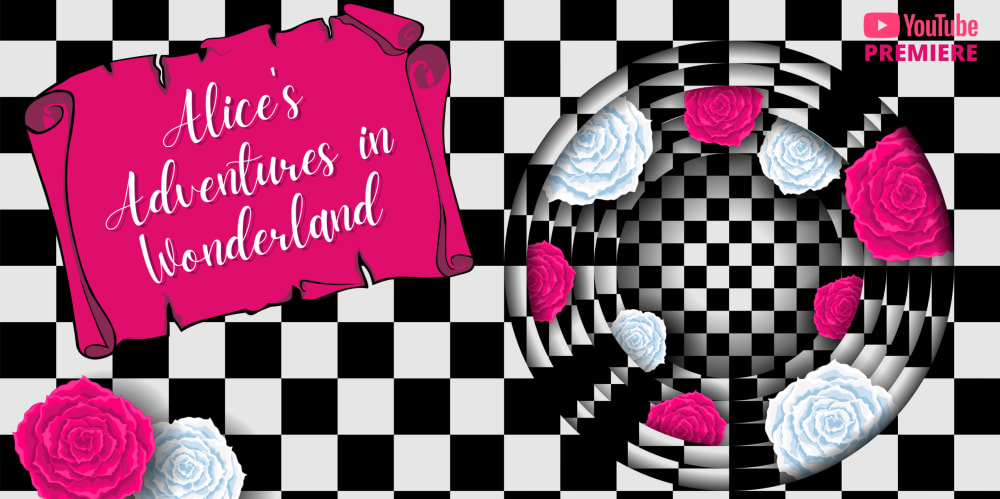 Alice's Adventures in Wonderland - Watch on our YouTube channel