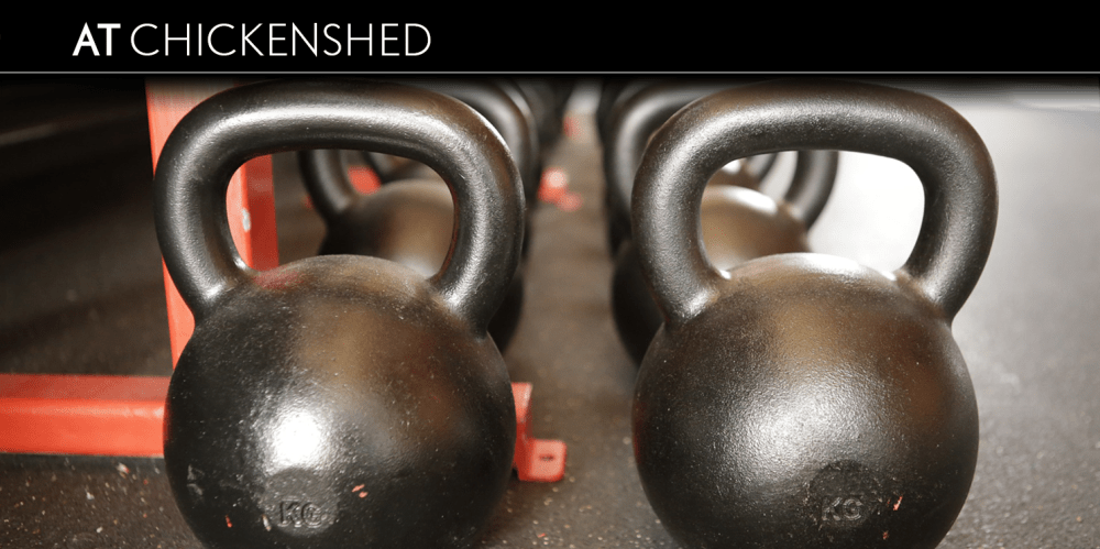 Kettlebells to Music