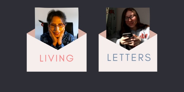 Living Letters | A Letter Writing Project