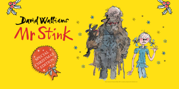 Mr Stink Christmas Edition