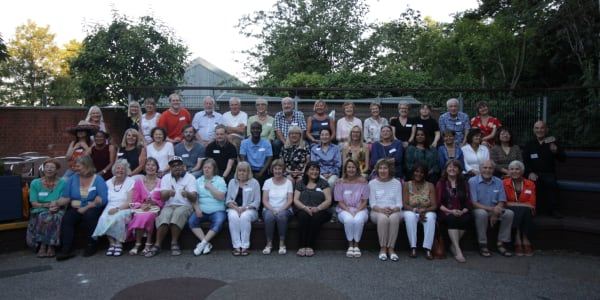 Volunteers Summer Celebration – July 2018